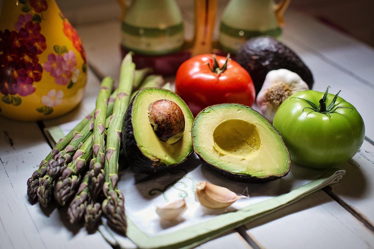 vegetarische hapjes veggies