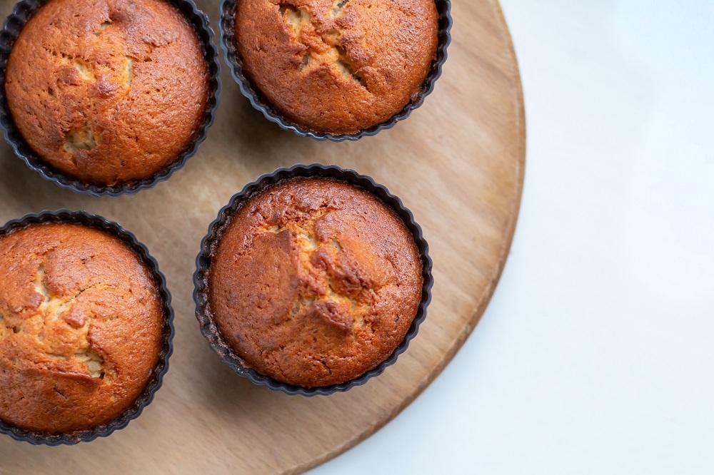 geitenkaas muffin