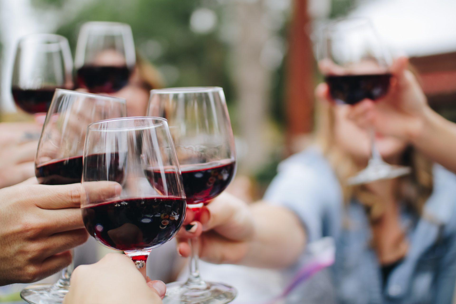 rode wijn feiten