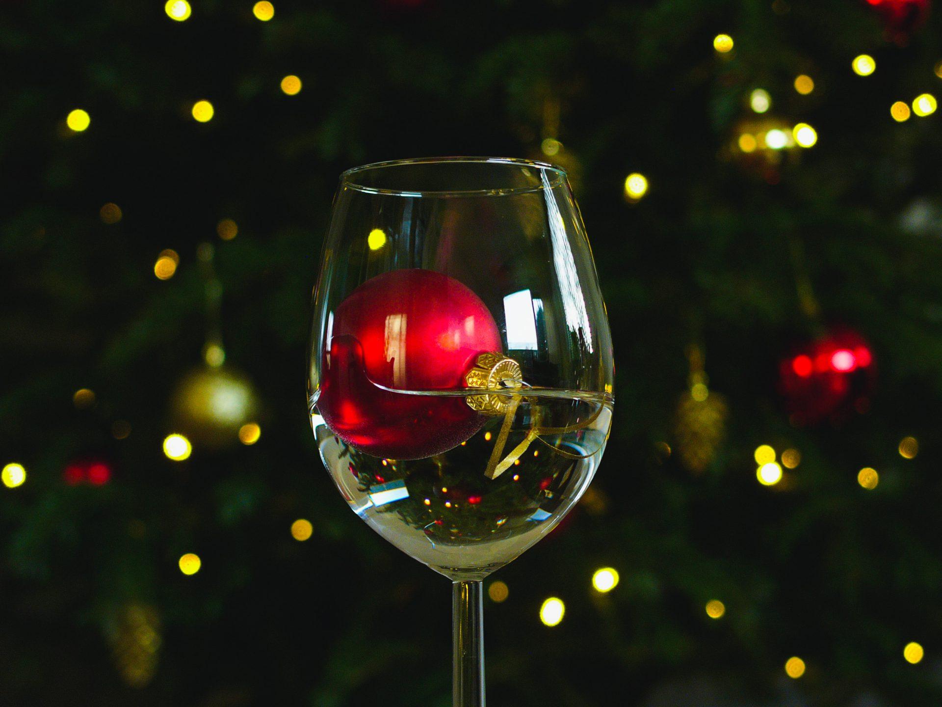 Kerst High Wine
