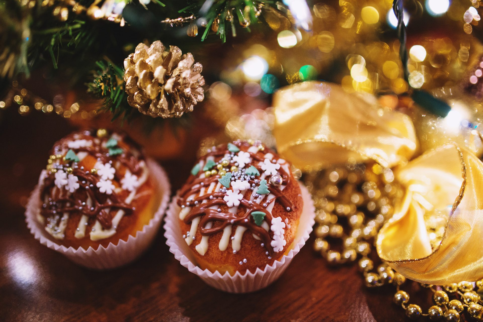 Dronken muffins