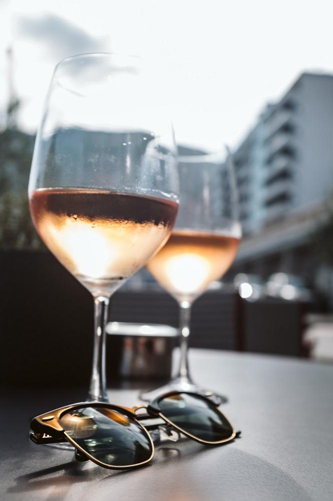 lente rosé wijnen