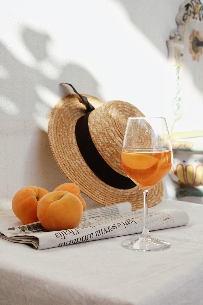 oranje wijn