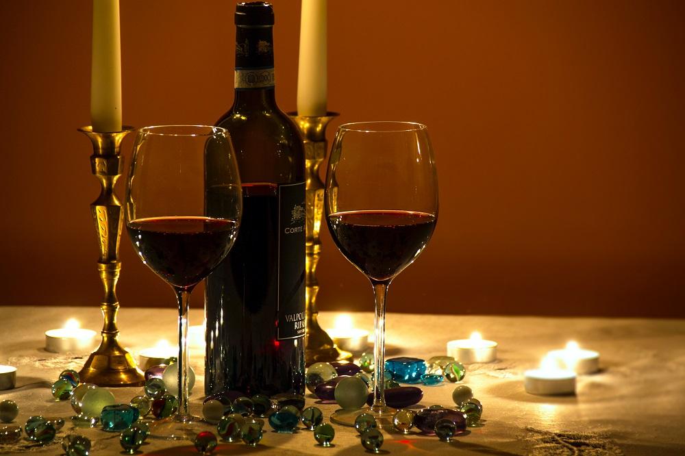 wijn voor halloween